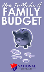 Free download: how to make a family budget