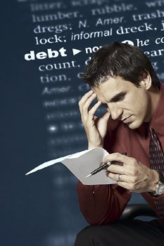 Surviving Debt Despite Unemployment