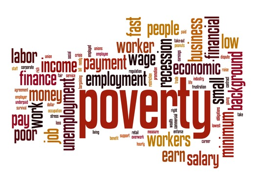 how to stop poverty in the world